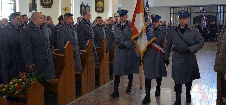 Msza Święta w intencji poległych i pomordowanych policjantów…