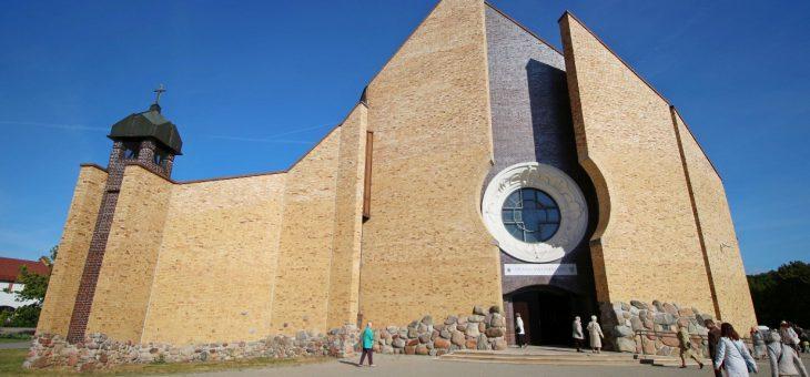 Bp Marczak: to Sanktuarium mówi całemu miastu jak wielkie jest Miłosierdzie Boże